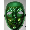 Maska Benátská zelená 31005-Li