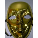 Maska Benátská zlatá 31006-Li