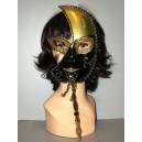 Maska zlatočerná 21100-Li