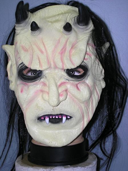 Maska čert Bubla 299252B-Li