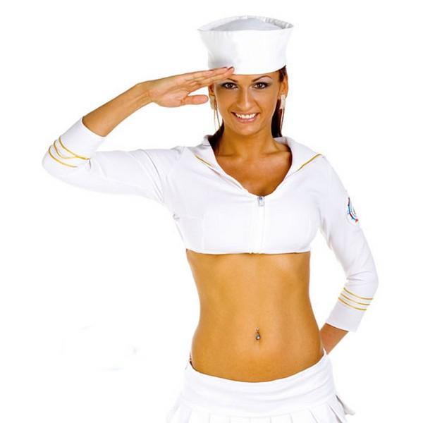 Námořnická čepice Bonnet 4F 13706- Gu