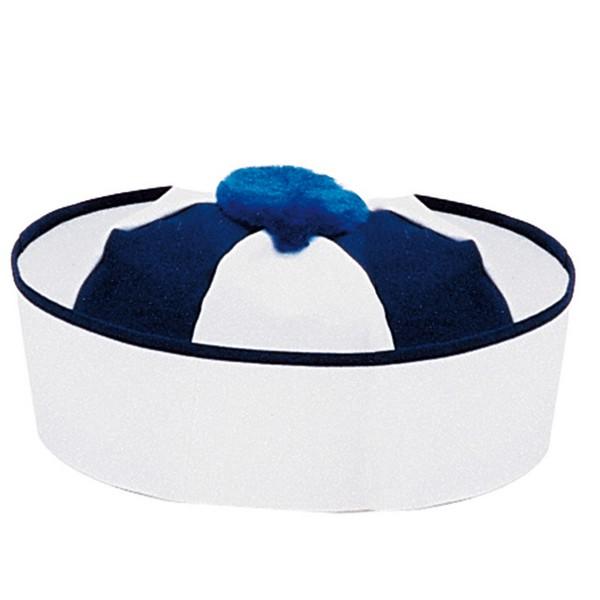 Námořnická čepice mužstva modrá 4 455552B-Ru