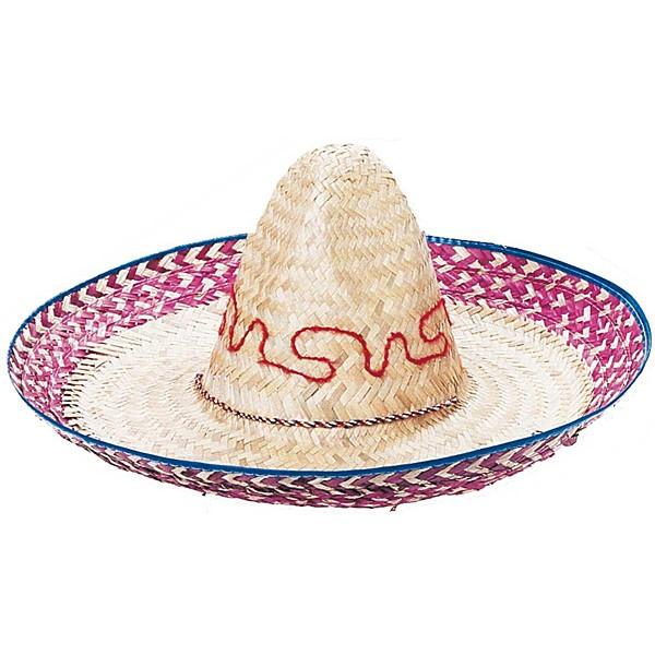 Klobouk mexický se vzorem 4 615501 - Ru