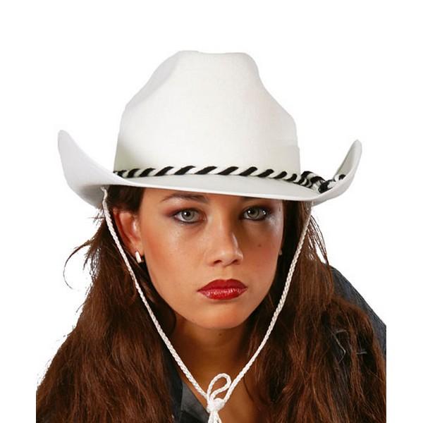 Klobouk kovboj - Bílý dámský 4F 13551 - Gu