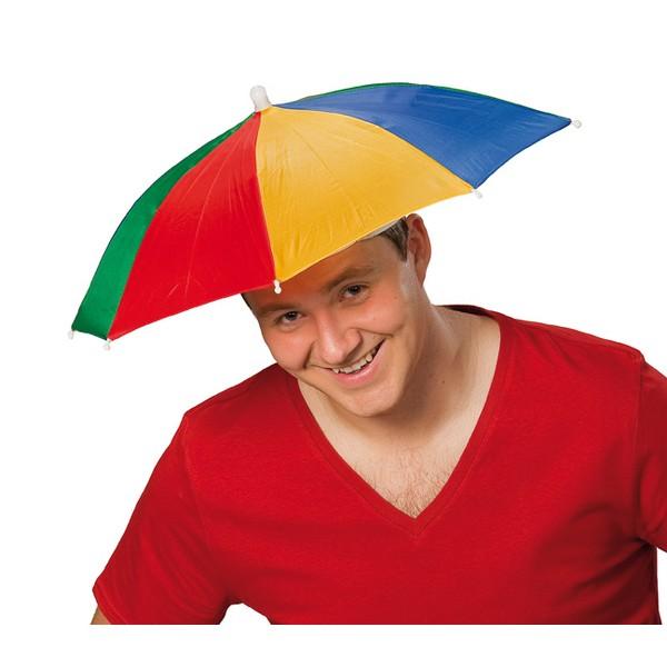 Klobouk deštník na hlavu 6460 - Li