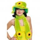 Hippie klobouk s šálou 4 465565 - Ru