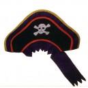 Pirátský klobouk 9 738 - Ru
