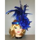 Modrá čelenka Charleston 4-335409d-Ru