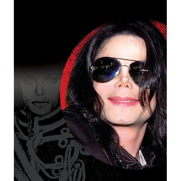 Paruka Michael Jackson 3 51917 - Ru
