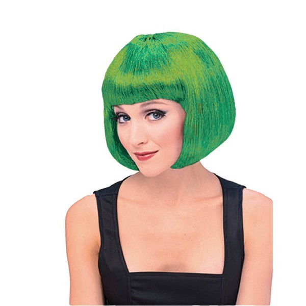 Paruka Trixy zelená 5 51399 - Ru