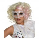 Lady Gaga Curly Blond 3 51549 - Ru