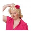 Paruka Cindy s květem - 5 4171 - Ru