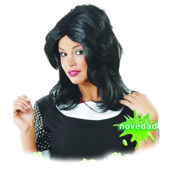 Paruka Natali černá 5F 4220 - Gu