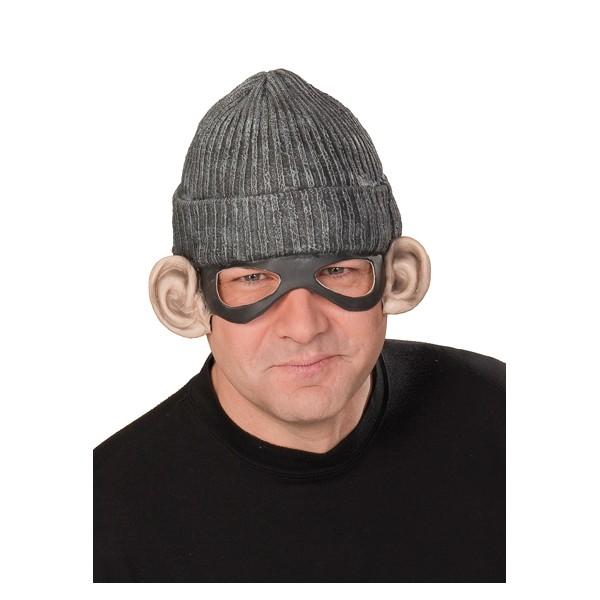 Čepice gangsterská s maskou 6 240319 - Ru