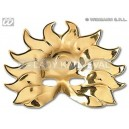 Škraboška zlatá slunce 5118 L - C - Wi