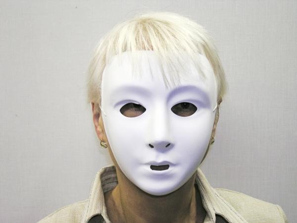 Maska bílá na omalování 2337 B- Wi