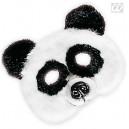 Škraboška panda 2687A_B - Wi