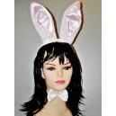 Set zajíc - uši, ocásek, motýlek 7096A-Li