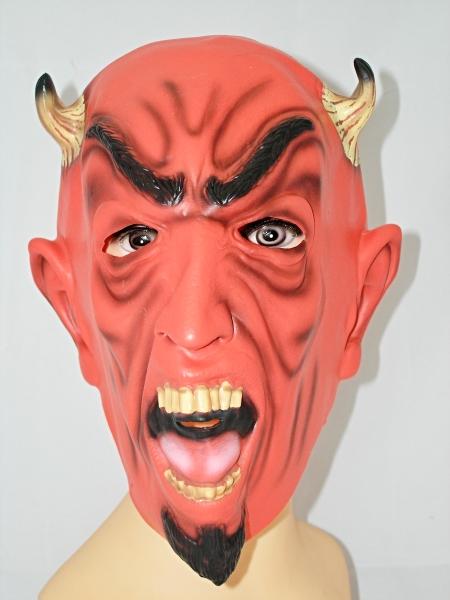 Maska čert 013074 - Li