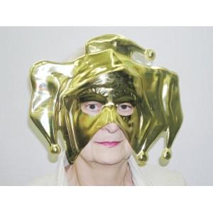 Škraboška zlatá kašpar 5434 M-A-Wi