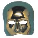 Maska zlatá 00145 - Wi