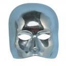 Maska stříbrná 00144 -Wi