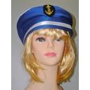 Námořník modrá čepice s kotvou 820112 - Bo