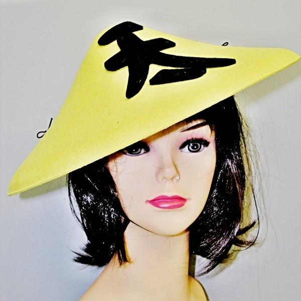 7d8aef9c9 Klobúk žltý Čína 90211 -Li