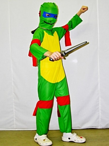 Kostým Želva Ninja (122-128)12546d - Li