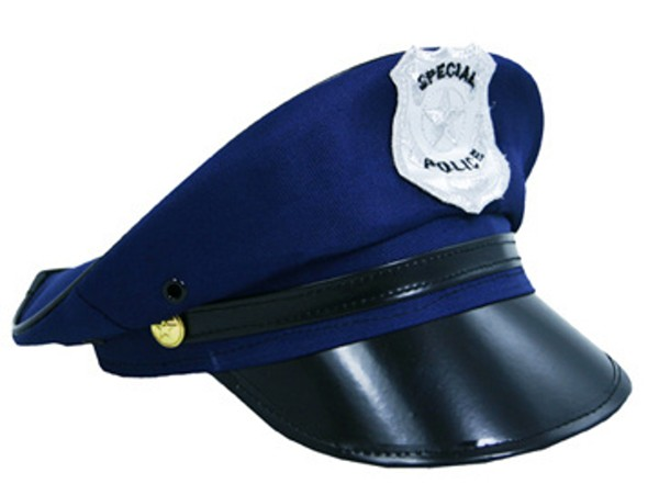 Policejní čepice (dětská) 4 465503