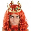 Koruna královská- plast 6F 16438 - Gu