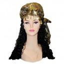 Cikánka šátek s vlasy 906099 Ra