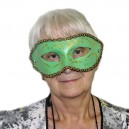 Škraboška zelená Boko 21303 – Li